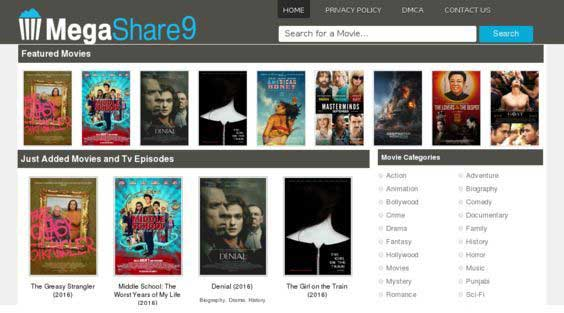 Megashare9: 40 Sites like OnlineMoviesCinema| Best alternatives to OnlineMoviesCinema: eAskme