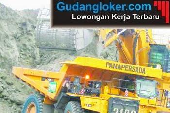 Lowongan Kerja PT. Pamapersada Nusantara
