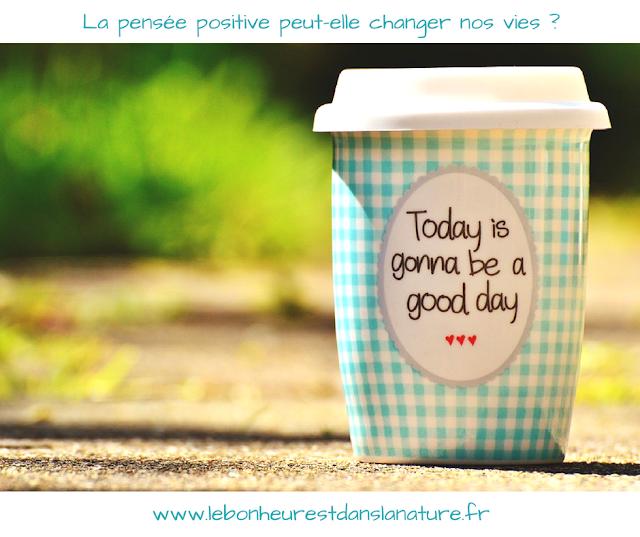 pensée positive développement personnel bonheur
