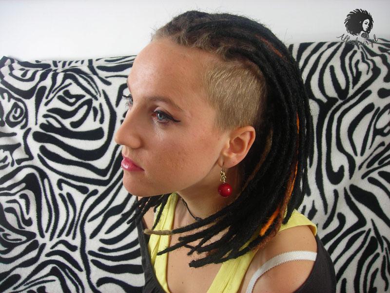 Alter Hair Fryzury Z Dredów