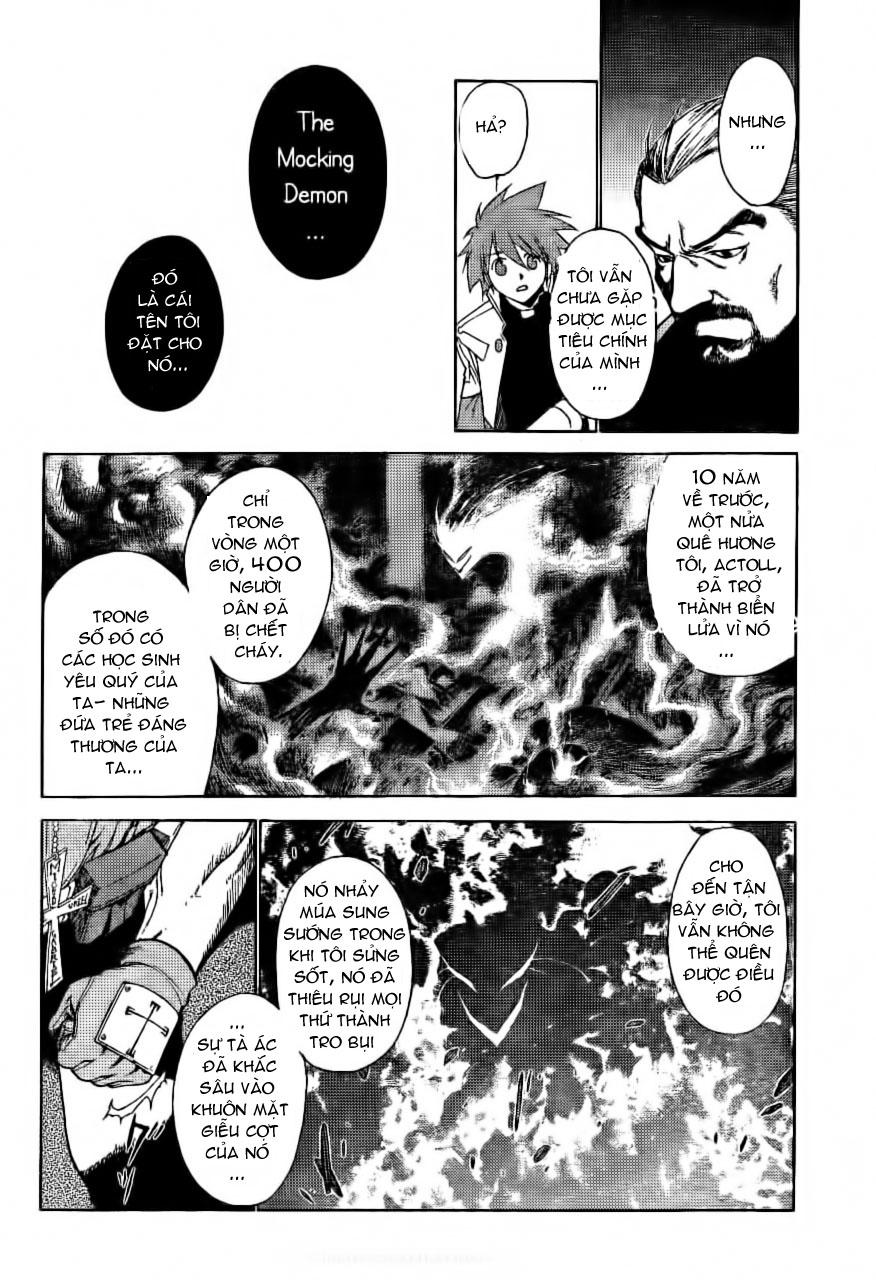 Dấu Thánh chap 3 trang 9