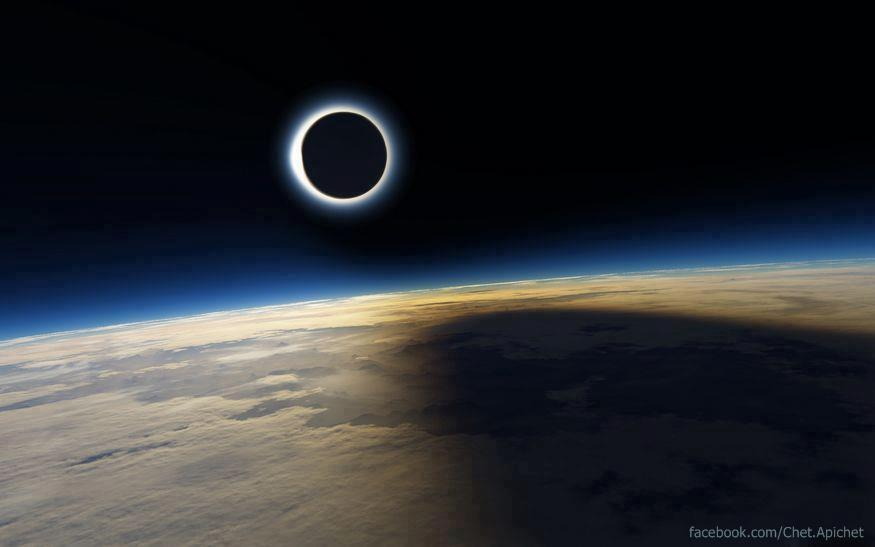 lunar eclipse space station - photo #2