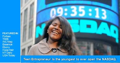 entrepreneur cilik amerika
