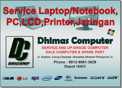 Dhicomp_Service_Depok