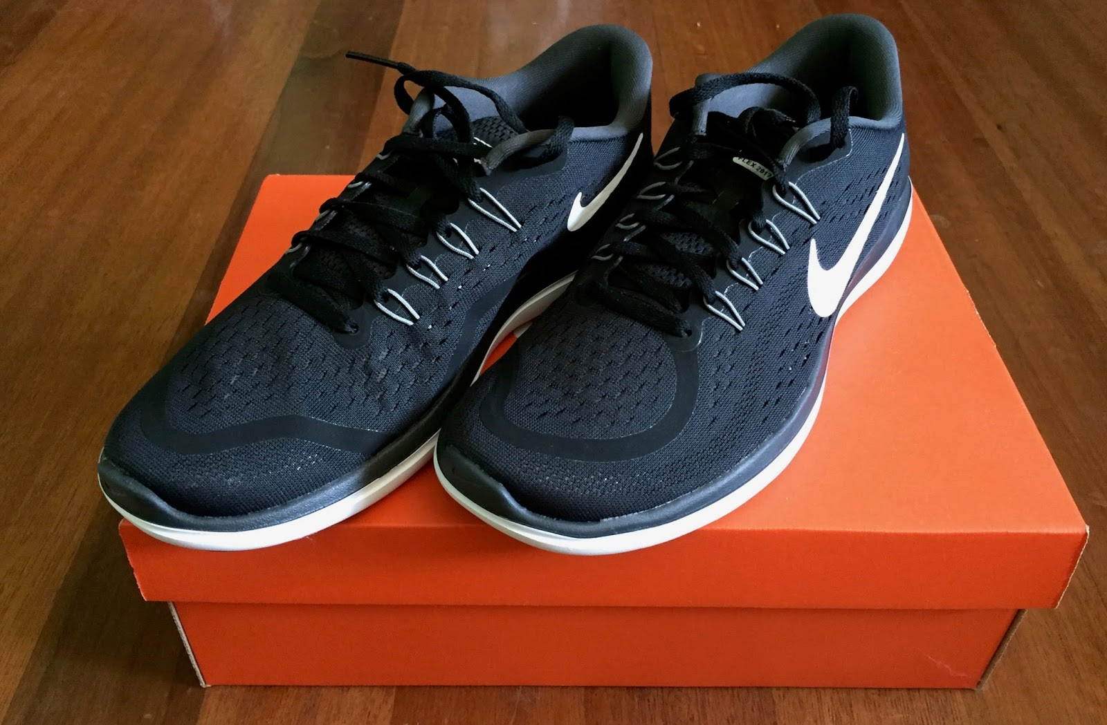 best authentic d7b04 b3600 Nike Flex 2017 RN (BlackWhite-Anthracite) PHP 4,495.00
