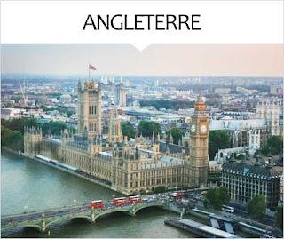 My Travel Background : Voyage Europe Angleterre