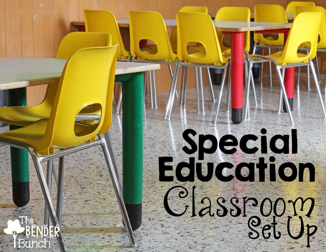 The Bender Bunch Sped Summer Bloghop Week 2 Classroom