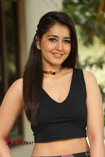 Actress Rashi Khanna Pictures at Hyper Movie Interview  0010.JPG