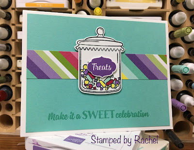 Stampin' Up!, www.stampingwithsusan.com, How Sweet It Is, Big Shot