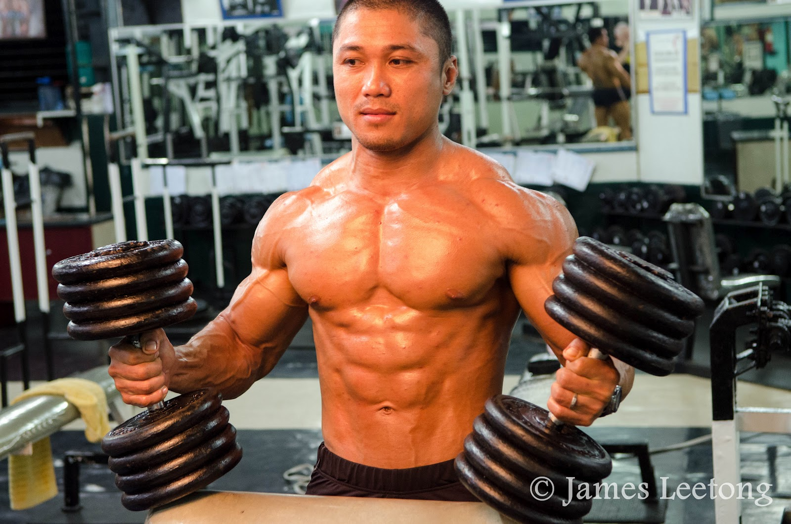 Apologise, nude filipino bodybuilder