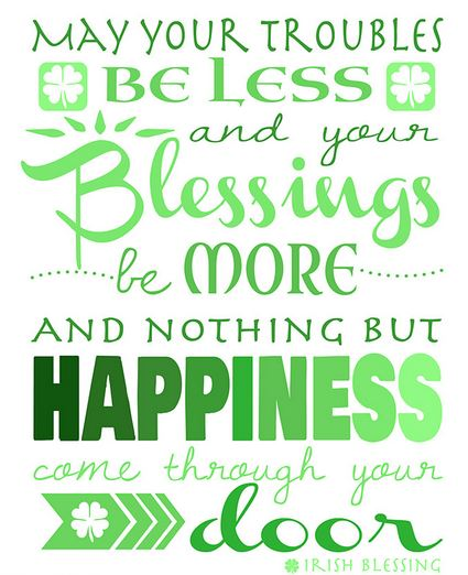 St Patricks Day Quotes Fascinating 48 St Patrick's Day Quotes Wishes Blessings For Friends