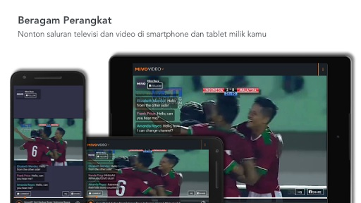 Top 10 Aplikasi Live Streaming Bola Android Terbaik 2019