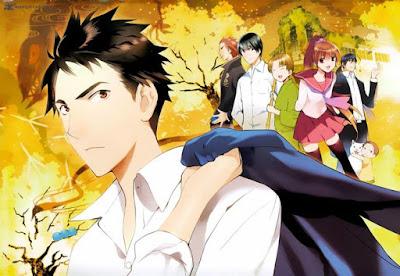 جميع حلقات انمي Youkai Apartment no Yuuga na Nichijou مترجم عدة روابط