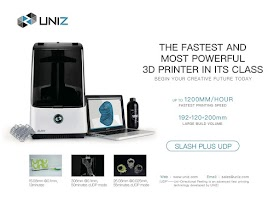 The World's Fastest 3D Printing Speed has been Upgraded to 1200mm/hour