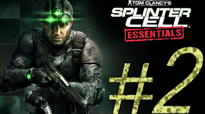 Download Tom Clancys Splinter Cell Essentials ISO/CSO Save Data PSP PPSSPP  For Android