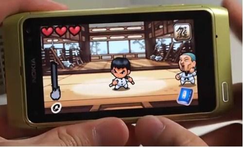 Nokia Smartphone Guide: Review KFBoy Nokia N8 Game Free ...