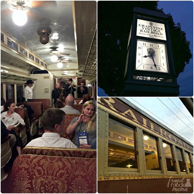Take a trip back in time by buying yourself a ticket on the Grapevine Vintage Railroad. Utilizing both an 1896 steam locomotive and a 1953 diesel locomotive, ticket bearers can grab a seat for a great train robbery, a little wine & jazz, or even catch a ride to the North Pole!