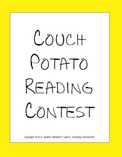 Screen Free Week Reading Idea