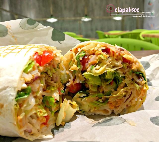 Oh Crab Lah Salad Stop