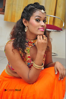 Actress Nisha  Pictures at Aatadukundam Raa Movie Audio Launch Set 1  0047.JPG