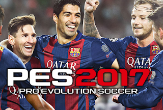 Pro Evolution Soccer 2017 (PES 2017) APK And Data