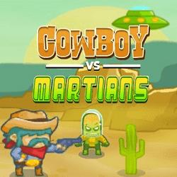 Joaca Cowboy VS Martians