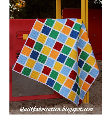 Chicklettes Quilt