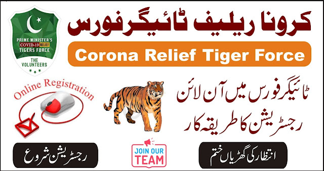 Corona Tiger Force Jobs 2020 Apply Online