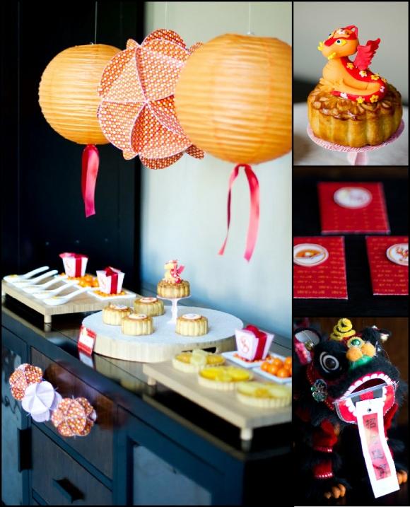 Oriental Party Supplies | Best Baby Decoration