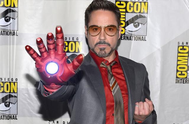 Robert Downey Jr. Segera Pensiun Memerankan Iron Man?