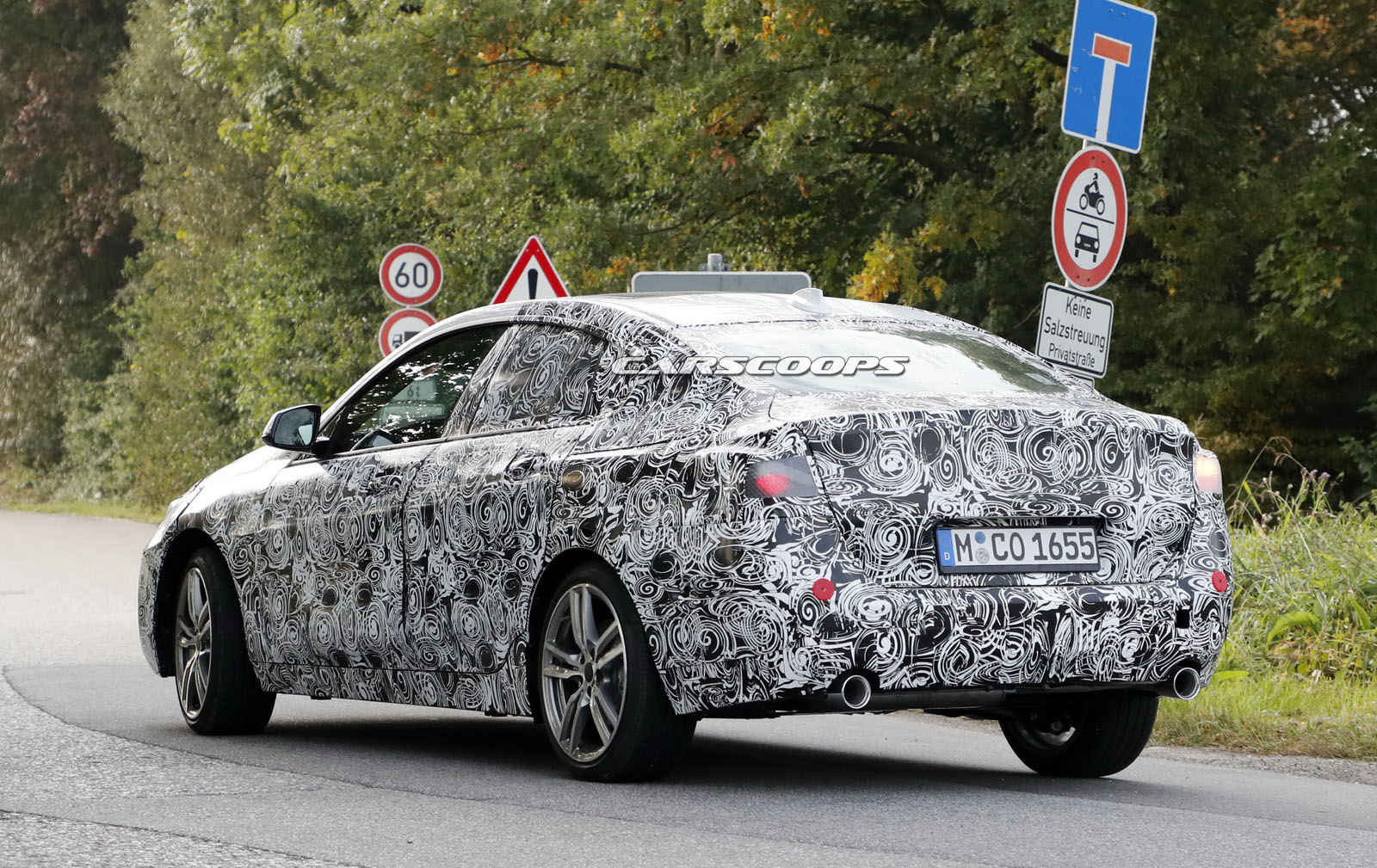 2020 BMW 2-Series Gran Coupe Spotted Again, This Time In ...