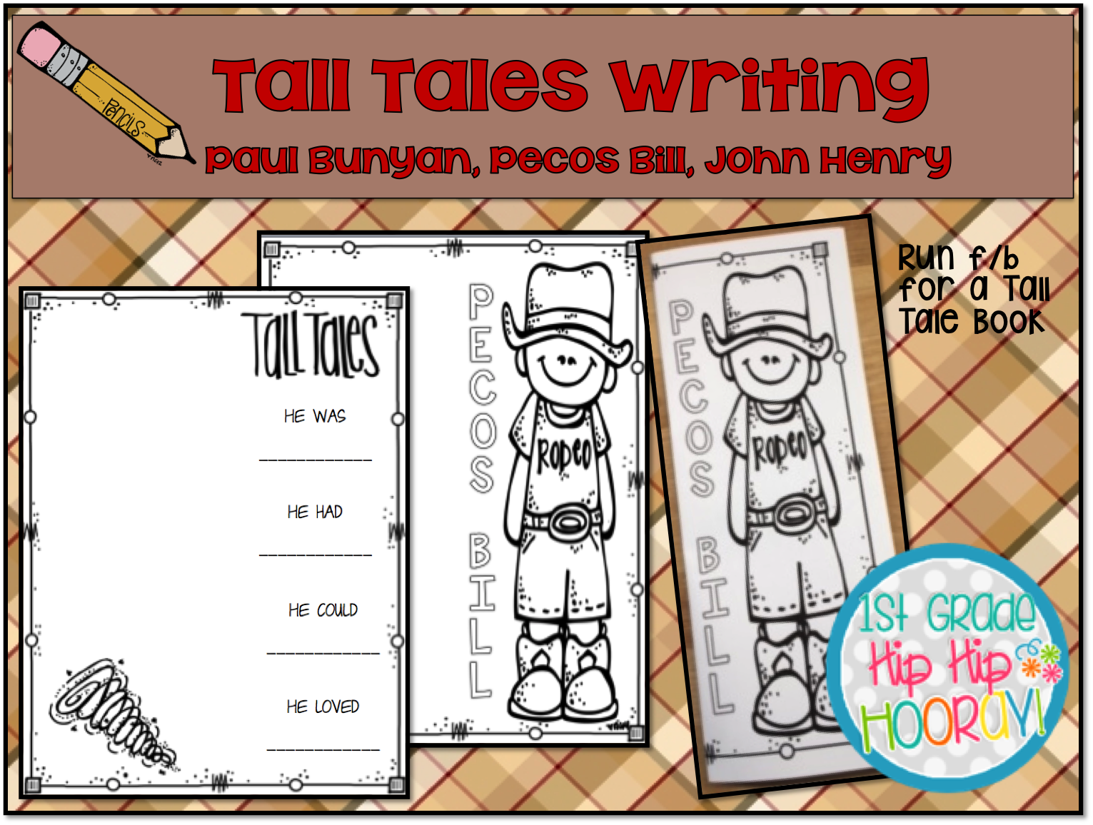 How to write a good tall tale