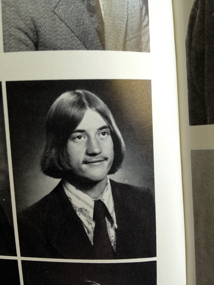 The Small Town Senior High School Portrait 1973 The Most Dubious
