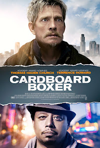 Cardboard Boxer Poster