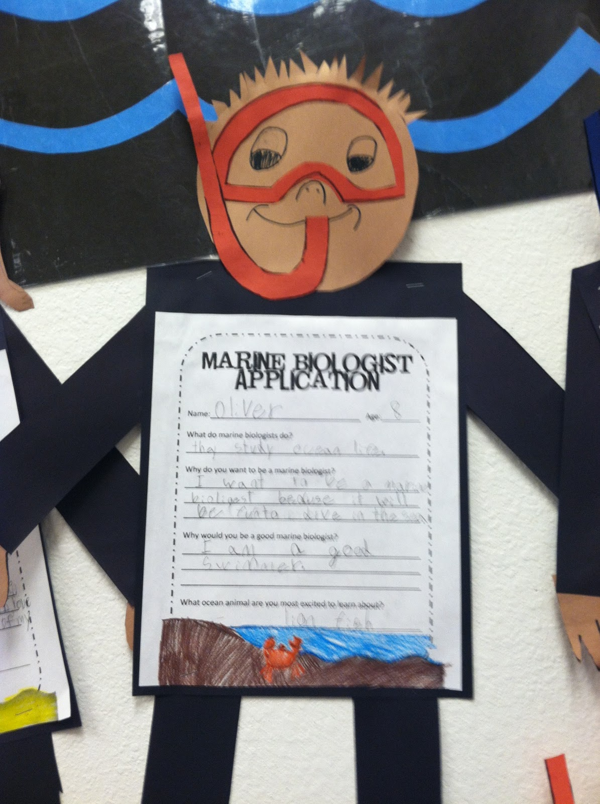 Diary Of A Not So Wimpy Teacher My Kiddos Have O FISH