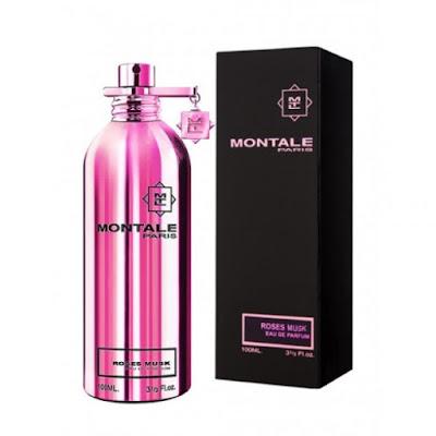 Montale Roses Musk Eau de Parfum Парфюмерная вода
