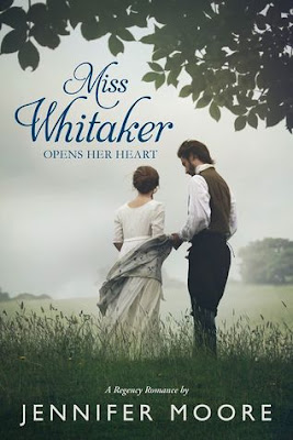 Heidi Reads... Miss Whitaker Opens Her Heart by Jennifer Moore