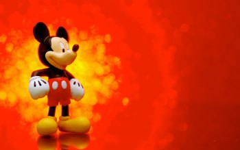 Wallpaper: Mickey Mouse