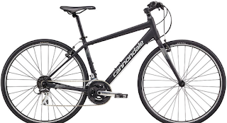 Stolen Bicycle - Cannondale Quick 7