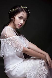 Gái xinh facebook hot girl Châu Bùi