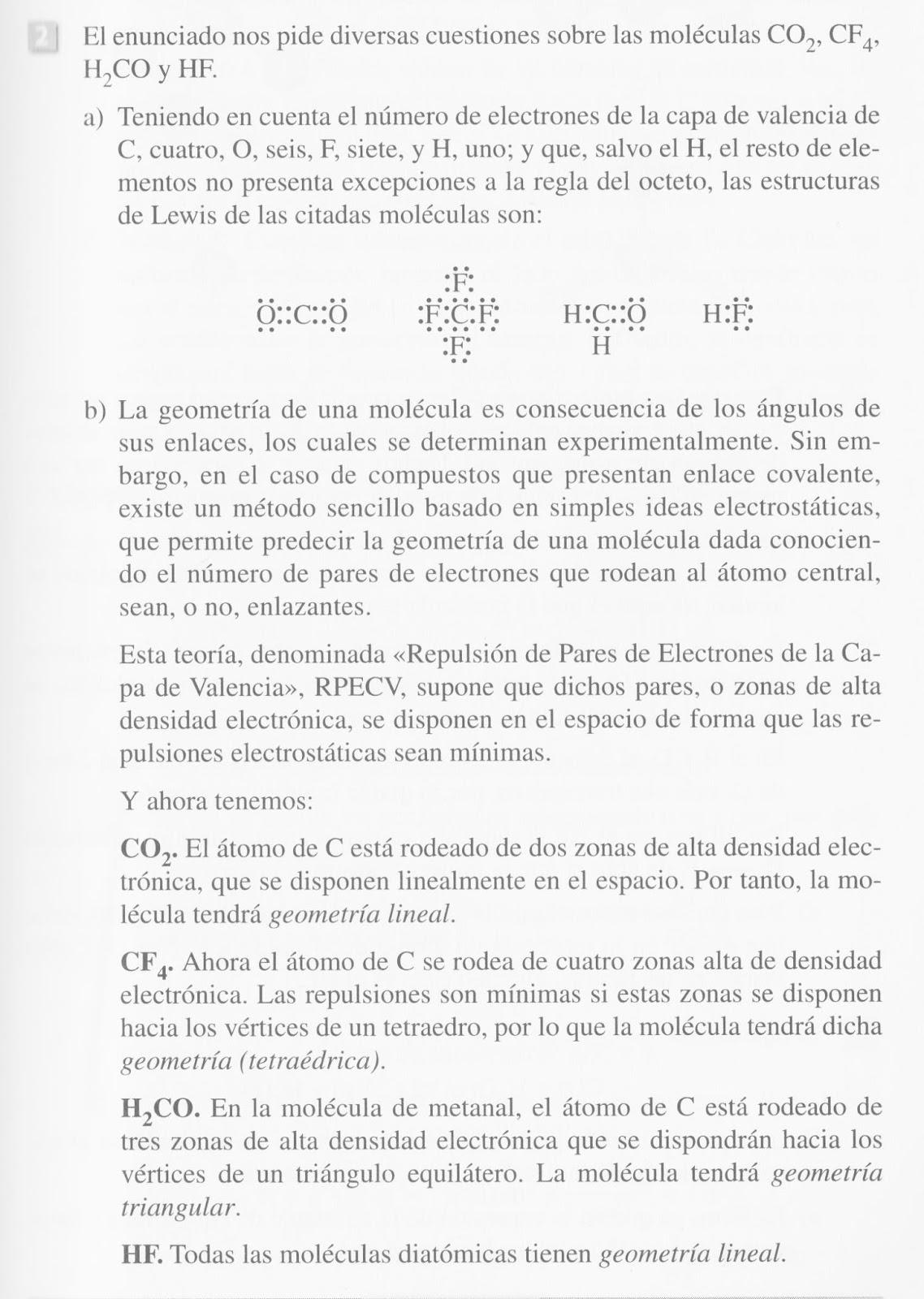 QUIMICANDO JUNTOS : CUESTIONES SOBRE GEOMETRÍA Y POLARIDAD DE LAS ...