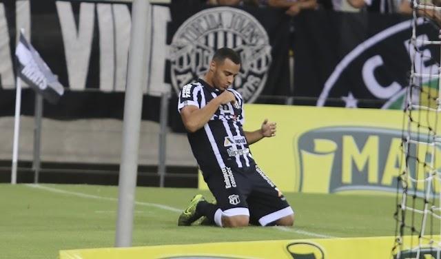 Ceará 1 x 0 Csa: Vitória da tranquilidade