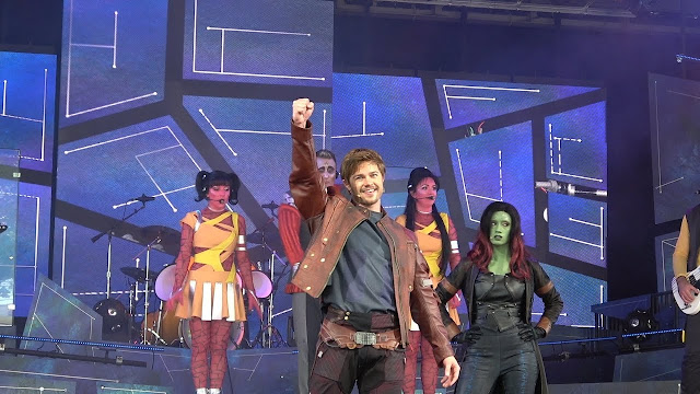 The Guardians of the Galaxy - Awesome Mix Live!