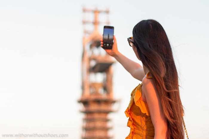 Influencer moda tecnología consejo que movil comprar que haga buenas fotografias y sea barato Honor 10