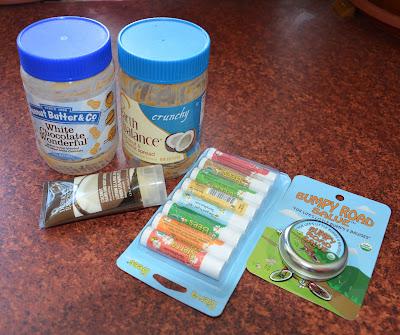 Покупки из интернет-магазина органических продуктов IHERB