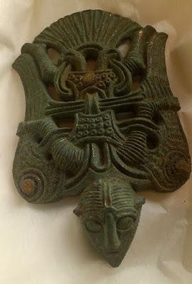 The Winged Man of Uppåkra