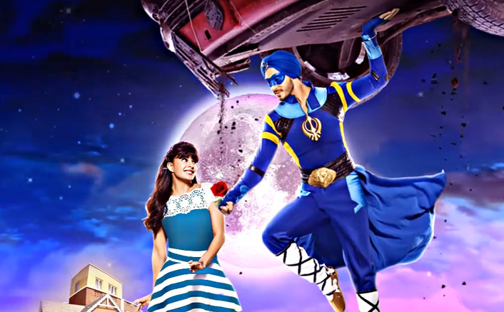 film review flying jatt