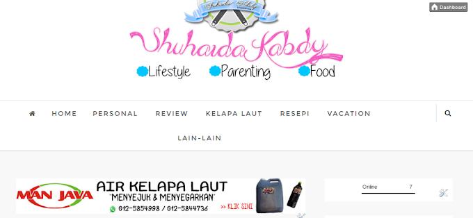 Banner Blog Kelapa Laut MAN JAVA