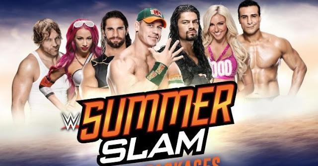 When is Summerslam 2016, WWE Summerslam 2016