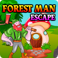 AvmGames Forest Man Escap…